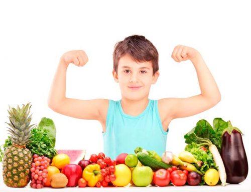 Ποιες τροφές ενισχύουν το ανοσοποιητικό σύστημα των παιδιών