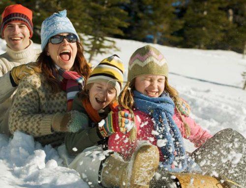 Σνακ για χειμερινές διακοπές, πως να μείνετε ζεστοί και υγιείς