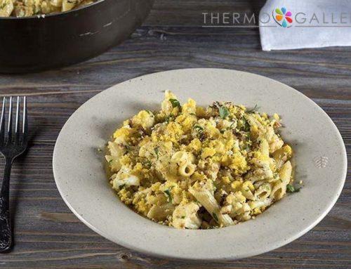 Συνταγή για τορτελίνια light στο φούρνο