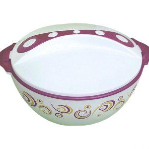 Θερμός φαγητού μοβ pavonia 5 lt εκόνα 1