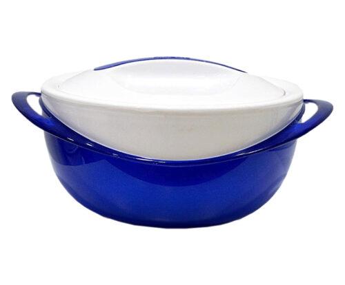 Θερμός φαγητού μπλε panache 35lt