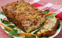 cake tyri bacon