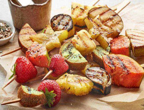 Κάντε δίαιτα με φρούτα ψητά με τις ψησταριές Thermogallery