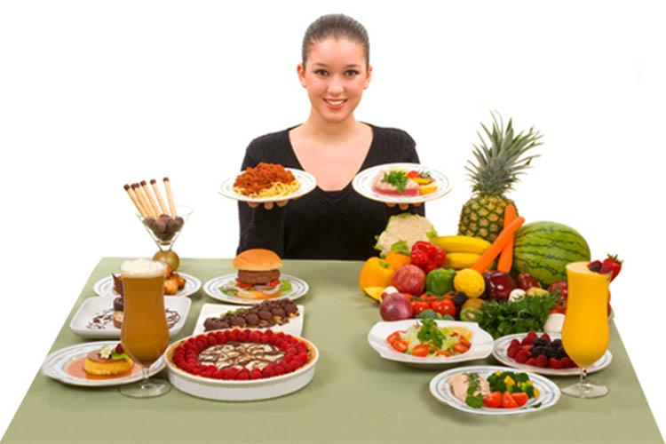 Πως να εχω μια σωστη διατροφη;