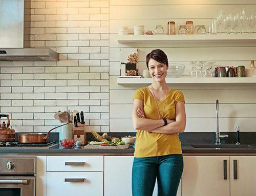 Πως να οργανώσετε καλύτερα την κουζίνα σας